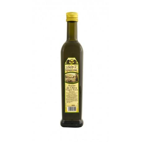 Botella Alta 500 ml, Aceite de Oliva Virgen Extra