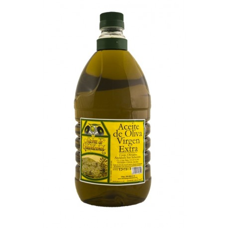 Garrafa de 2 L de Aceite de Oliva Virgen Extra