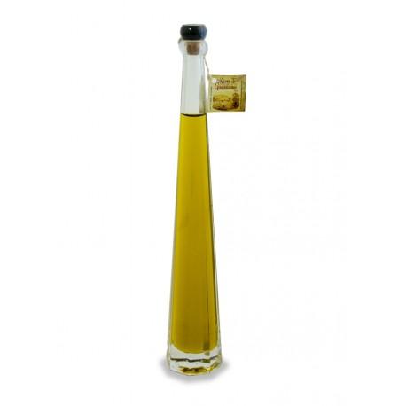 Botella de Cristal con Base Octogonal 100cc