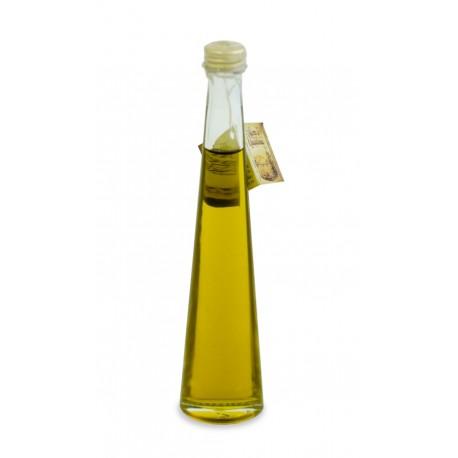 Botella de Cristal con Base Ovalada 40cc