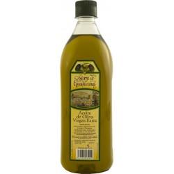 Caja de 12 botella de plastico de 1 litro,  Aceite de Oliva Virgen Extra