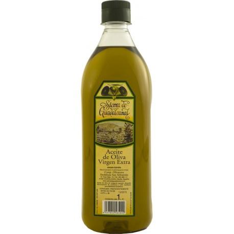 Botella de plastico de 1 litro