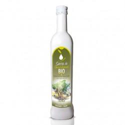 6 Botellas de cristal de 500 ml. de Aceite de Oliva Virgen Extra Coupage. Sierra de Guadalcanal ECOLÓGICO