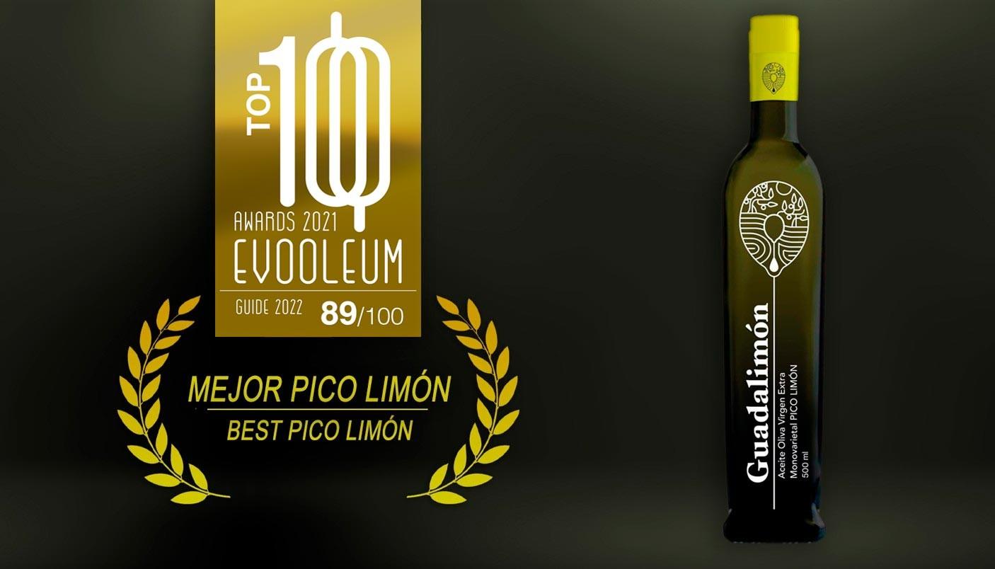 Premio Evooleum Adwards al mejor pico limón