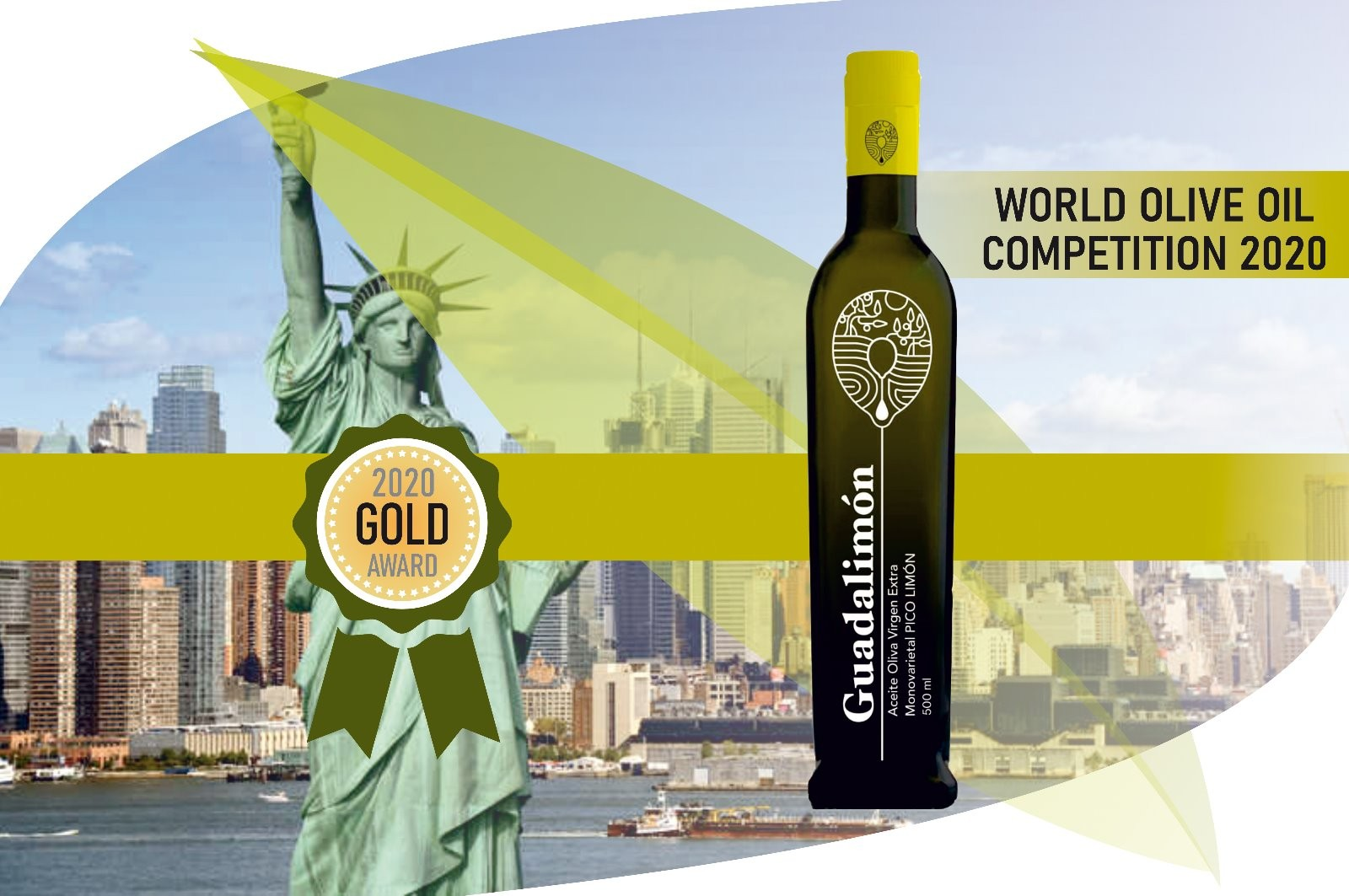 WORLD OLIVE OIL COMPETITION 2020